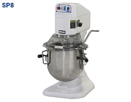 GLOBE SP08 8 QUART MIXER