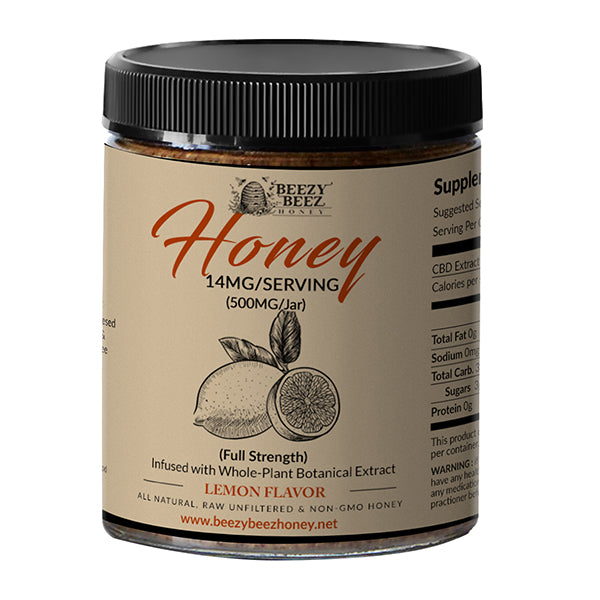 NEW Botanical Extract Honey