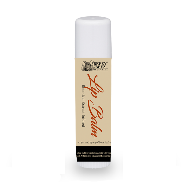 Botanical Extract Lip Balm  - 100% Natural Ingredients