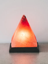 Load image into Gallery viewer, Himalayan Salt Lamp - Pyramid Shaped