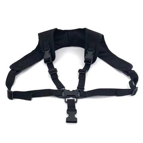 Techwear tactical chest sling strap streetwear style