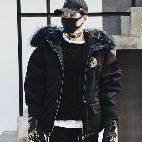 DEATH WINTER PARKA