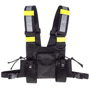REFLECTIVE TACTICAL VEST