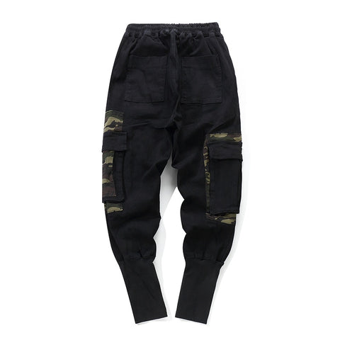 HINT CAMOUFLAGE JOGGERS