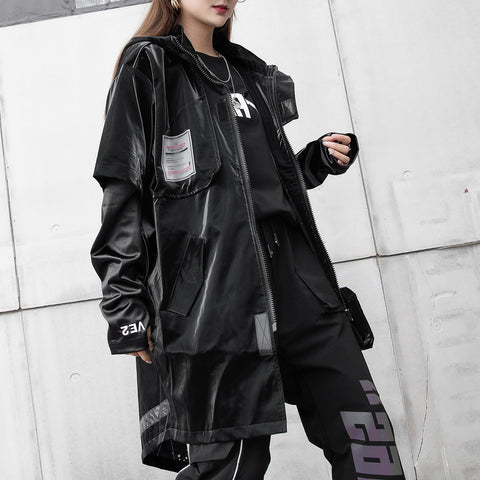 VE2 TRENCH JACKET