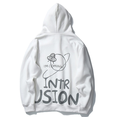 INTRUSION HOODIE