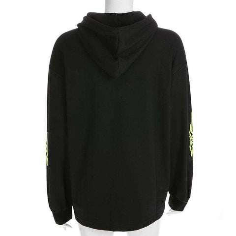 ETSUKO HOODED SWEATSHIRT