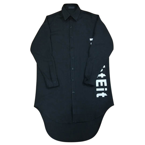 NINEGHTEIT LONG SHIRT