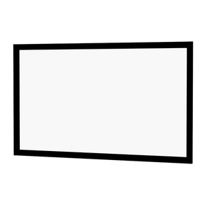 "Da-Lite Cinema Contour 40.5x72 (82""D) 16:9 Fixed-Frame Projection Screen"