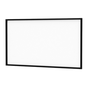 "Da-Lite Da-Snap 110x176 (208""D) 16:10 Fixed-Frame Projection Screen"