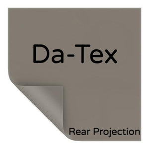 Da-Lite Fast-Fold Deluxe 56x96 Screen System - Da-Tex Rear Surface - 88624