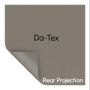 Da-Lite Fast-Fold Deluxe 62x108 Replacement Surface