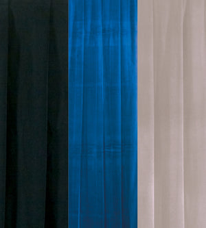 Da-Lite Ultra Velour Drapery Colors (black, blue or gray)