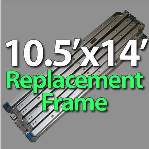 Da-Lite 89171 Fast-Fold Deluxe 10.5'x14' Replacement Frame