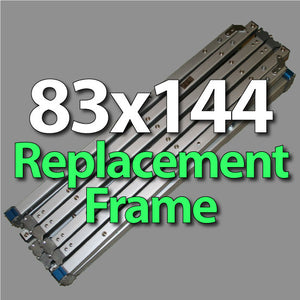 Da-Lite 89159 Fast-Fold Deluxe 83x144 Replacement Frame