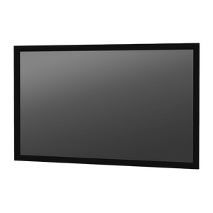"Da-Lite Parallax 45x80 (92""D) 16:9 Fixed-Frame Projection Screen"