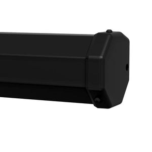 Black Powdercoat Casing