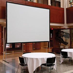Draper 97x168 Ultimate Folding Screen Complete System