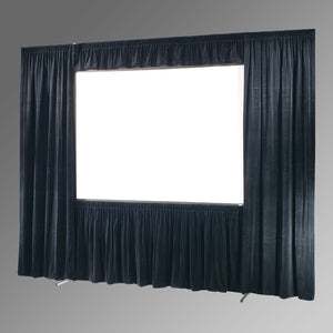 Draper 56x96 Ultimate Folding Screen UFS Complete Dress Kit with Case