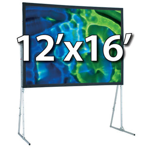 Draper 12'x16' Ultimate Folding Screen Complete System