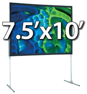 Draper 7.5'x10' Ultimate Folding Screen Complete System
