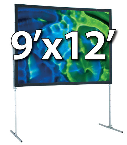 Draper 9'x12' Ultimate Folding Screen Complete System