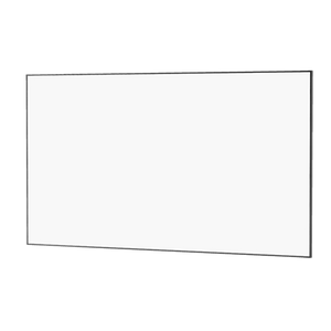 "Da-Lite UTB Contour 57.5x92 (109""D) 16:10 Fixed-Frame Projection Screen"