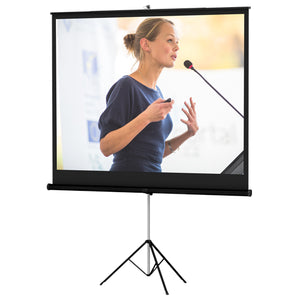 Da-Lite Versatol 84x84 Tripod Projection Screen - 85424
