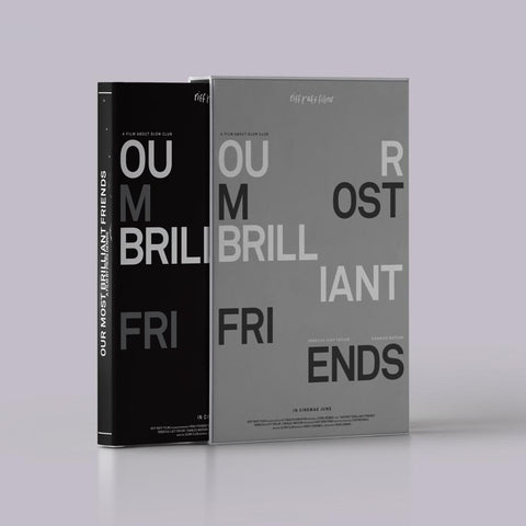Our Most Brilliant Friends - Signed Collector's Edition