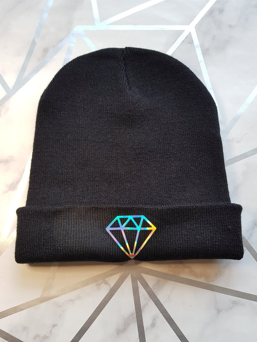 Gem Beanie Hat - Sweet Clarity Ltd