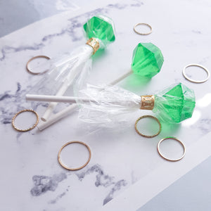 "alt=""green lollipops"""
