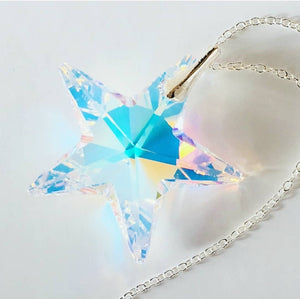 "alt=""swarovski crystal necklace"""