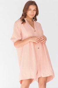 Cody Playsuit - Rose
