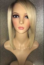 Load image into Gallery viewer, Coco Blonde full lace bob wig