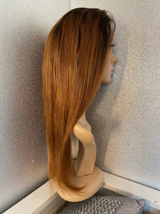 Ombré sale Straight wigs