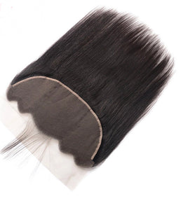 Straight HD lace frontal Luxe range