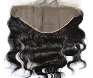 Wavy HD lace frontal
