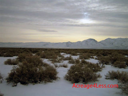 NEVADA 84.72 ACRES LOCATED IN THE BATTLE MOUNTAIN AREA OF LANDER COUNTY - $39,995 / $995 Down
