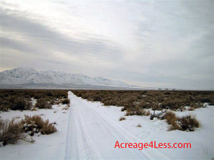 (SOLD) NEVADA 159.96 ACRES LOCATED IN THE BATTLE MOUNTAIN AREA OF LANDER COUNTY - $69,995 / $1,750 DOWN - ID# BMSS-13-532-23