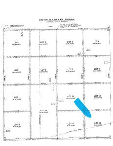 NEVADA 40.27 ACRES LOCATED IN THE BATTLE MOUNTAIN AREA OF LANDER COUNTY - $27,995 / $500 Down - ID# BMTR-15-561-472