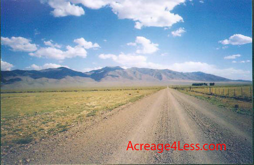 NEVADA 159.96 ACRES LOCATED IN THE BATTLE MOUNTAIN AREA OF LANDER COUNTY - $69,995 / $1,750 DOWN - ID# BMSS-13-532-23
