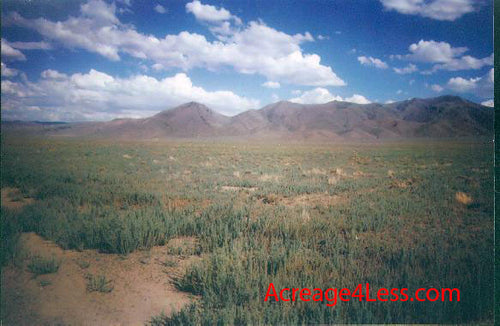 NEVADA 88.05 ACRES LOCATED IN THE BATTLE MOUNTAIN AREA OF LANDER COUNTY - $57,500 / $2,500 Down - ID #BMWP-02-548-612