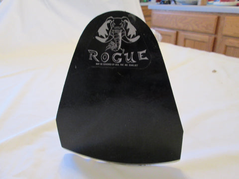 "Rogue's 6"" unsharpened hoe. Shipped from Canada"
