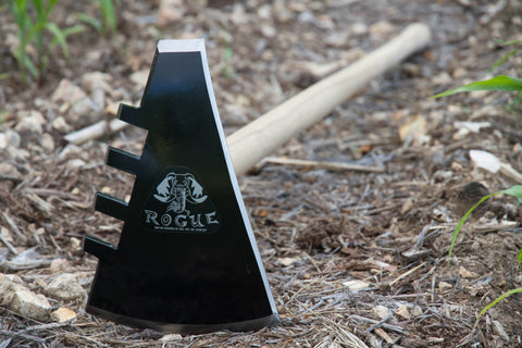 Rogue Hoe's do it all trail tool with 48 and 54 inch handles. Available in Canada with free shipping.