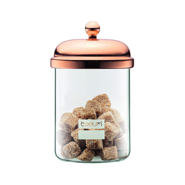 Bodum® Classic Copper 17oz Storage Jar