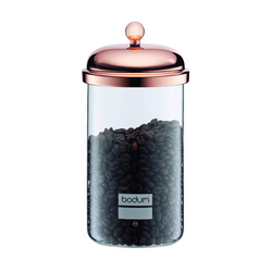 Bodum® Classic Copper 34oz Storage Jar