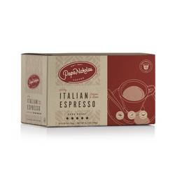 Italian Espresso Single Serve Cups