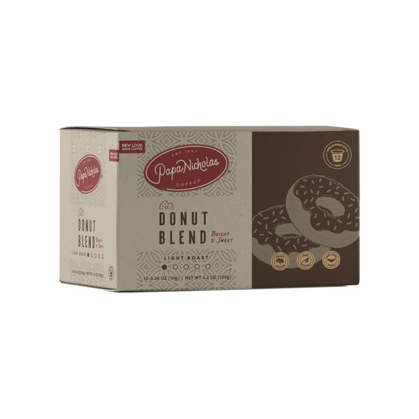 Donut Blend Single Serve Cups