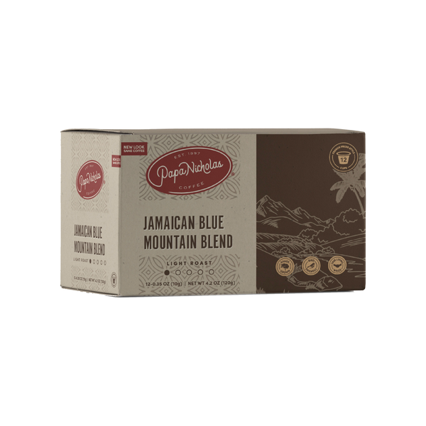 Jamaican Blue Mountain Blend Single Serve Cups