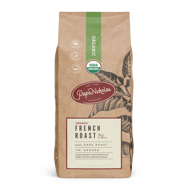 French Roast USDA Organic